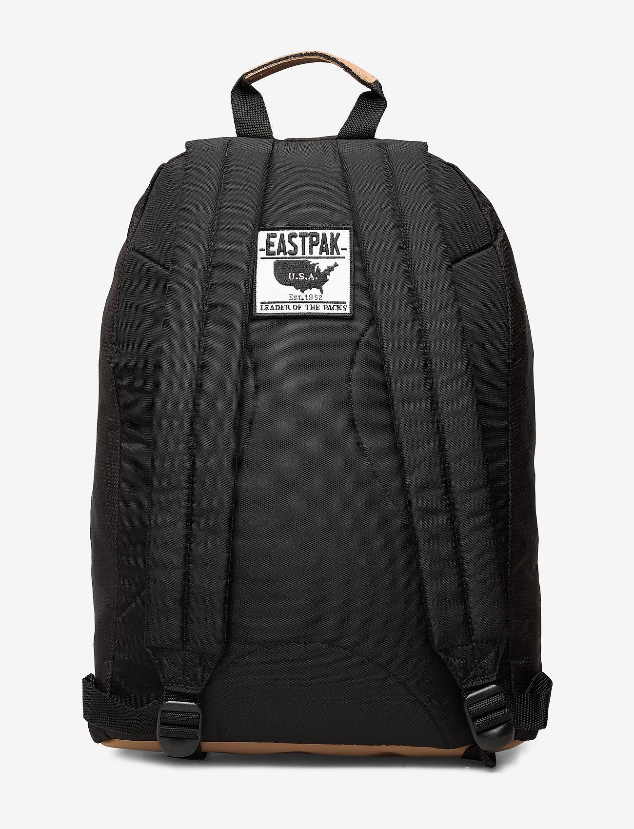 Eastpak - OUT OF OFFICE - rucksäcke - into black - 1