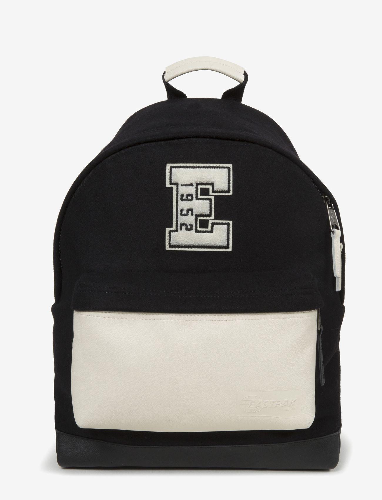 Eastpak - WYOMING - rucksäcke - ne black felt - 0