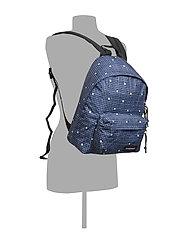 Eastpak - ORBIT - rucksäcke - little grid - 4