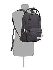 Eastpak - PADDED SHOP'R BLACK - ryggsäckar - opgrade dark - 4
