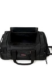 Eastpak - Leatherface S + - weekendtasker - black - 5