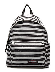 PADDED PAK'R - STRIPE-IT BLACK