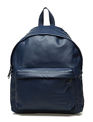 PADDED PAK'R - NAVY LEATHER