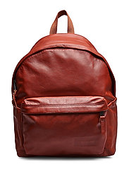 PADDED PAK'R - COGNAC LEATHER