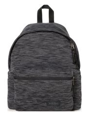 PADDED PAK'R - KNITTED BLACK