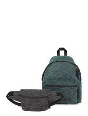 PADDED PAK'R - KNITTED COLOR