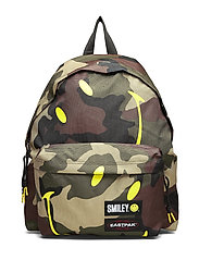 PADDED PAK'R - SMILEY CAMO