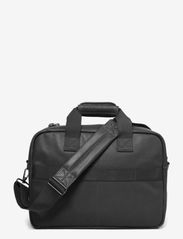 Eastpak - TOMEC - laptoptaschen - black leather - 2