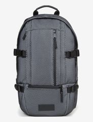 Eastpak - FLOID - backpacks - black mesh - 0