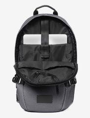 Eastpak - FLOID - backpacks - black mesh - 1