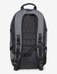 Eastpak - FLOID - backpacks - black mesh - 2