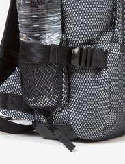Eastpak - FLOID - backpacks - black mesh - 3