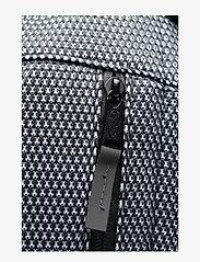 Eastpak - FLOID - backpacks - black mesh - 4
