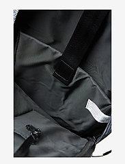Eastpak - FLOID - backpacks - black mesh - 5