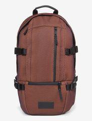Eastpak - FLOID - backpacks - merlot mesh - 0