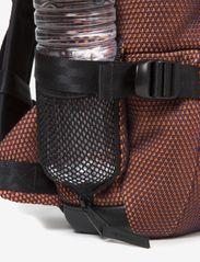 Eastpak - FLOID - backpacks - merlot mesh - 3