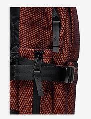 Eastpak - FLOID - backpacks - merlot mesh - 4
