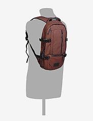 Eastpak - FLOID - backpacks - merlot mesh - 7