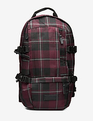 Eastpak - FLOID - ryggsäckar - mono wine check - 0