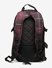 Eastpak - FLOID - ryggsäckar - mono wine check - 1
