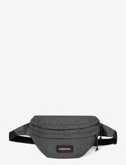 Eastpak - SPRINGER XXL - magväskor - black denim - 0