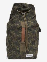 Eastpak - PLISTER - plecaki - opgrade camo - 0