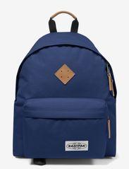 Eastpak - PADDED PAK'R - backpacks - into tan navy - 0