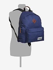 Eastpak - PADDED PAK'R - backpacks - into tan navy - 7