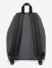 Eastpak - PADDED PAK'R - ryggsäckar - black denim - 2