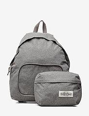 Eastpak - PADDED PAK'R - rucksäcke - charming black - 3