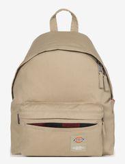 Eastpak - PADDED PAK'R - ryggsäckar - dickies khaki - 0
