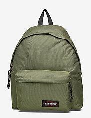 Eastpak - PADDED PAK'R - ryggsäckar - quiet khaki - 0