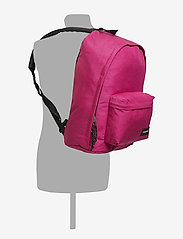 Eastpak - OUT OF OFFICE - backpacks - extra pink - 6