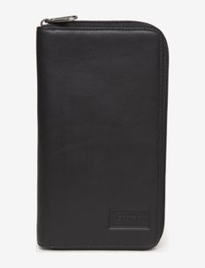 TAIT RFID - portemonnaie - black ink leather