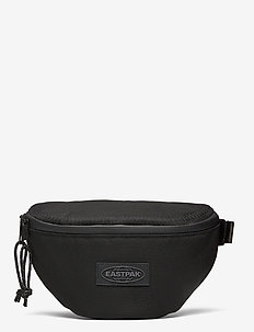 SPRINGER - bum bags - athmesh black