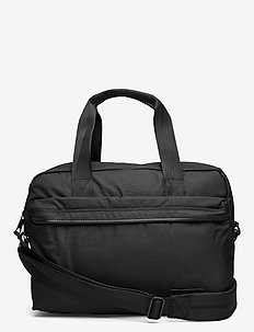 BARTECH - laptoptassen - constructed mono black