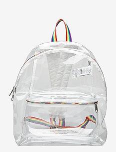 PADDED PAK'R - sacs a dos - rainbow glass