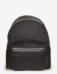 PADDED PAK'R - sacs a dos - light black