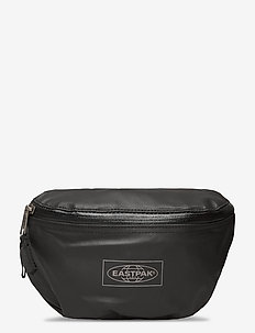 SPRINGER - bum bags - topped black