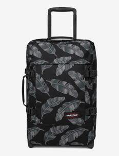 TRANVERZ S - weekendtasker - brize leaves black