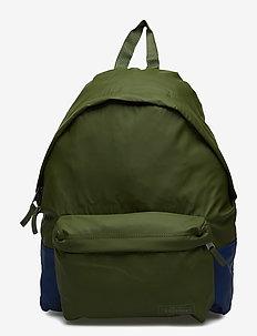 PADDED PAK'R - rucksäcke - brimblock khaki