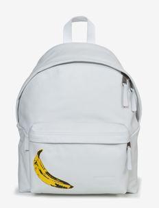PADDED PAK'R - plecaki - leather banana