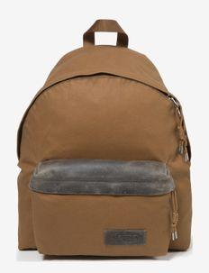 PADDED PAK'R - rucksäcke - axer brown