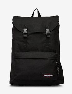 LONDON + - rucksäcke - black