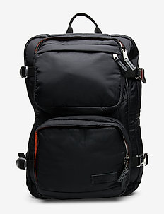 TRAWEL - sacs a dos - tailored black