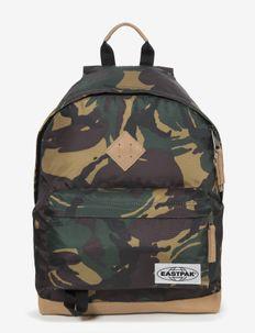 WYOMING - rucksäcke - into camo
