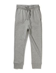 Mellow sweatpants - GREY MEL