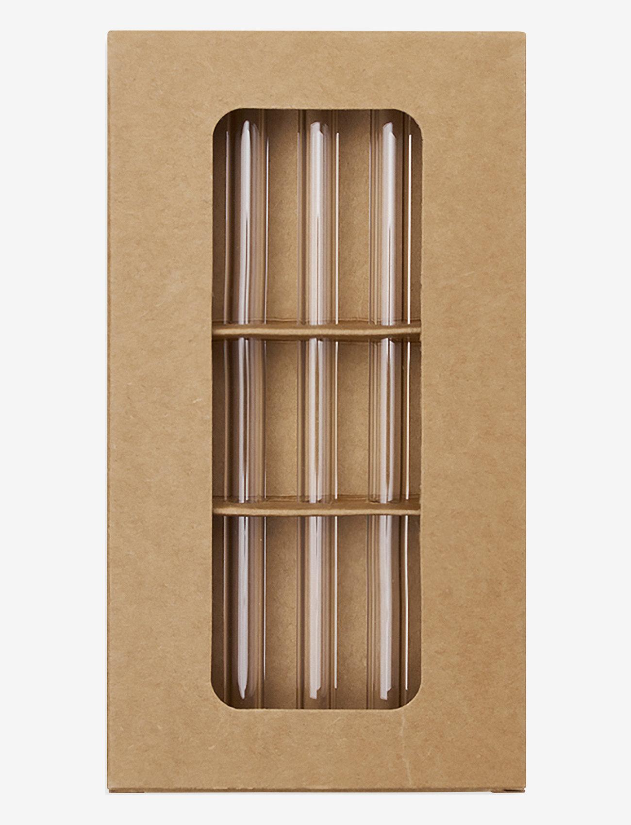 Monday Sunday - Glass Straw - under 300 kr - clear - 0