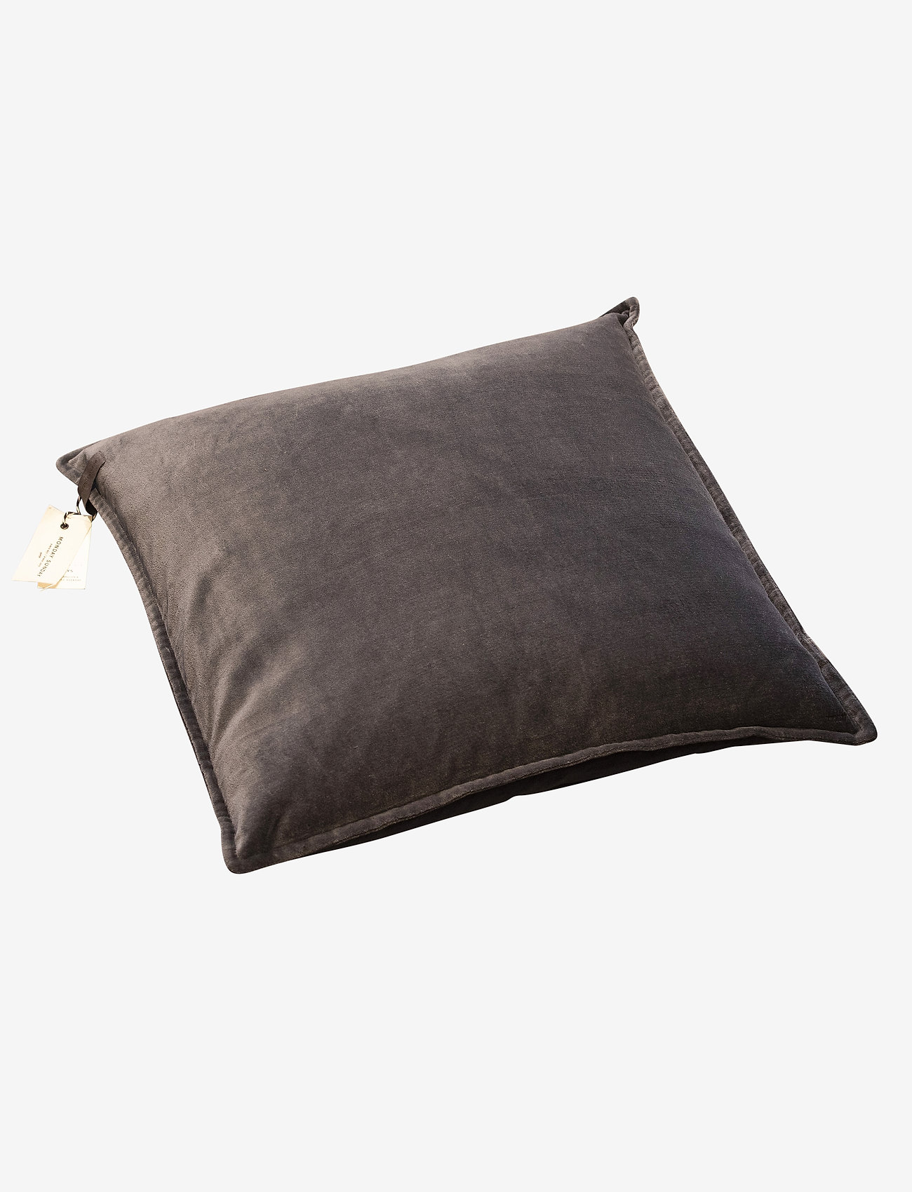 Monday Sunday - Beate Velour Pillow - coussins - blue - 0