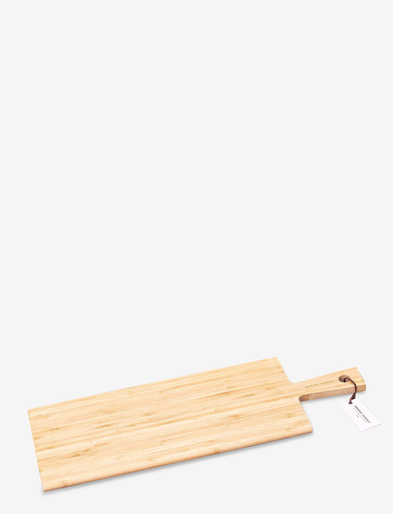 Monday Sunday - Flora Serving Board - planches à découper - bambus - 0